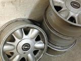 Литые диски R15 от Opel Omega B (оригинал)