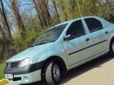 Renault Logan, 2007, с пробегом 11499 тыс. км.