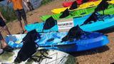 Пластиковая лодка Ice Moren